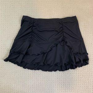 Athleta   Ruffle Skirt